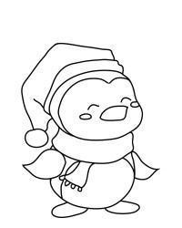 1001 + idee per Disegni di Natale da colorare e stampare