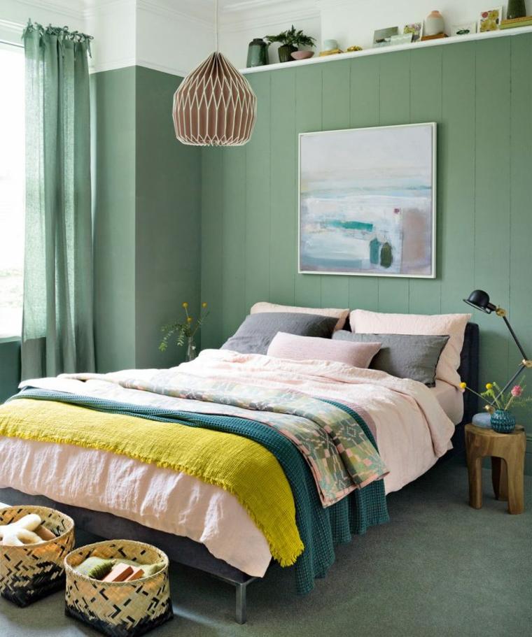 Colori per camera da letto. 1001 Idee Colori Per Pareti Camera Da Letto Di Tendenza