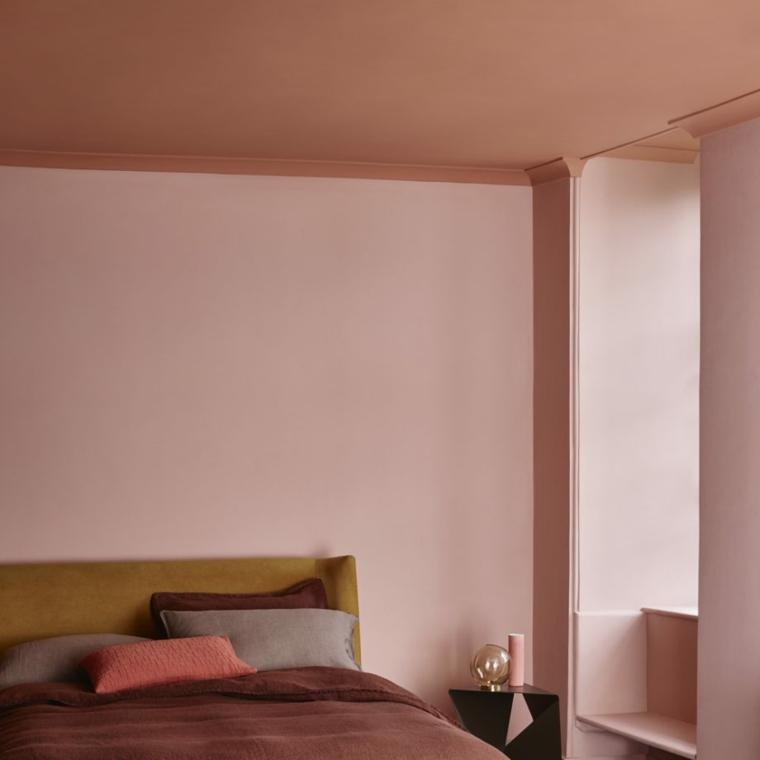 Infatti, in un camera da letto già esposta a nord e quindi senza molta luce naturale, va assolutamente evitata una tonalità più scura. 1001 Idee Colori Per Pareti Camera Da Letto Di Tendenza