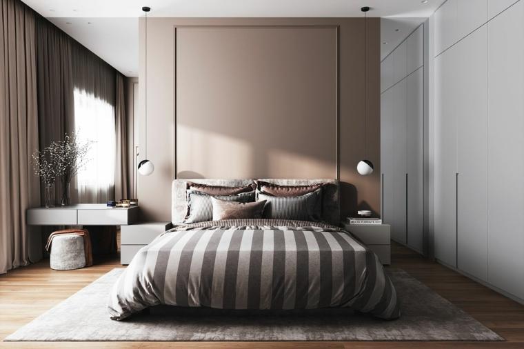 K pulizie, offre servizi professionali con prodotti di qualità per ogni. 1001 Idee Per Dipingere La Camera Da Letto Di Due Colori