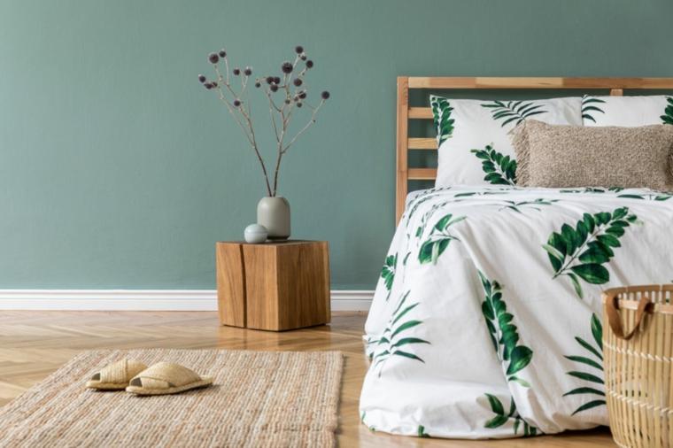 Dipingere camera da letto con due colori. 1001 Idee Per Dipingere La Camera Da Letto Di Due Colori