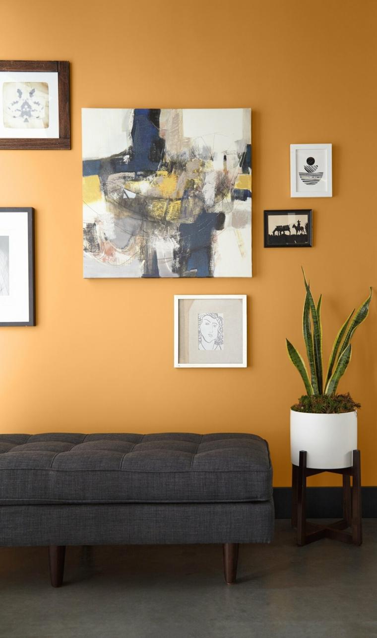 Se la cucina è strutturata in un unico spazio aperto, con vari pensili alle pareti, dovrai scegliere un colore. 1001 Idee Per Tendenze Colori Pareti 2021 Piu Alla Moda