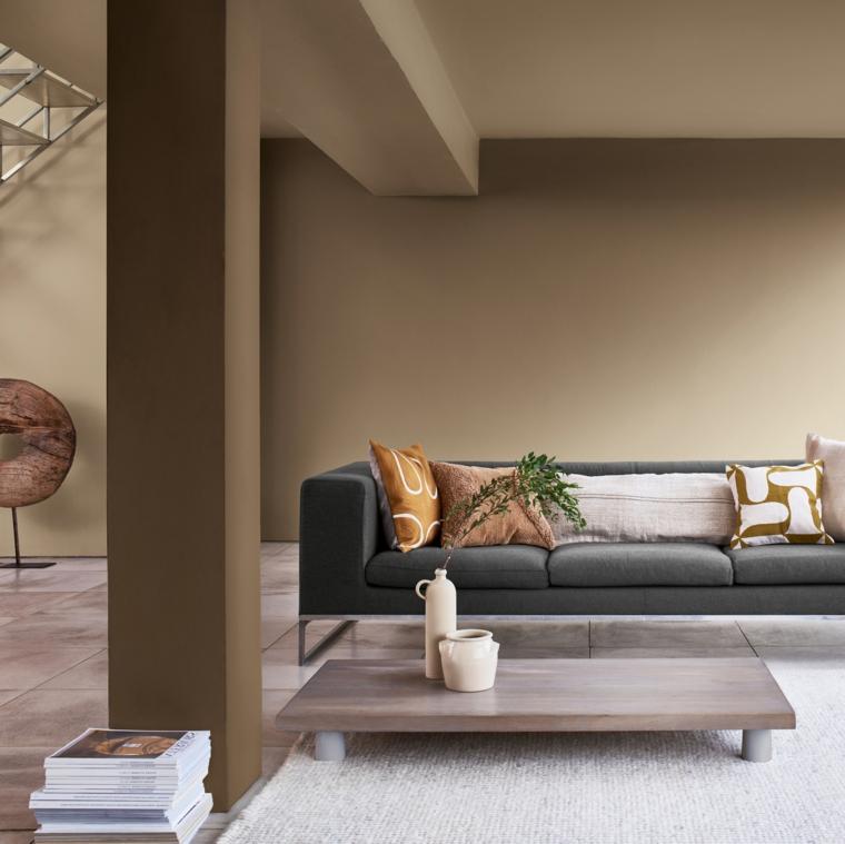 Tinteggiare le pareti color grigio tortora costa circa 6 euro/mq. 1001 Idee Per Tendenze Colori Pareti 2021 Piu Alla Moda