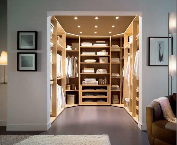 Begehbarer Kleiderschrank Ideen verschiedene Designs und hohe Qualitt