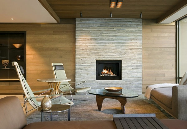 Wie ein modernes Wohnzimmer aussieht  135 innovative Designer Ideen  Archzinenet