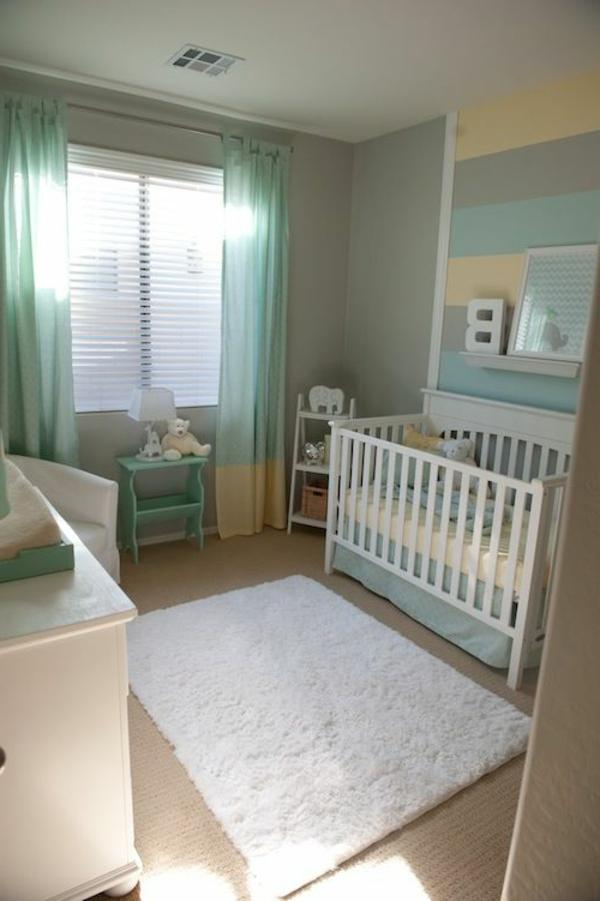 45 auffllige Ideen  Babyzimmer komplett gestalten