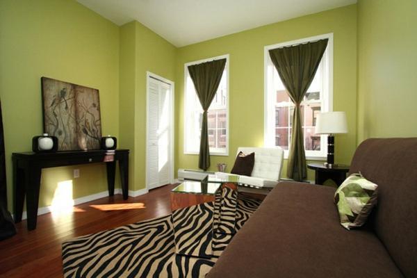 Die 25+ Besten Ideen Zu Grünes Sofa Auf Pinterest | Grüne ... Moderne Wohnzimmer Grun