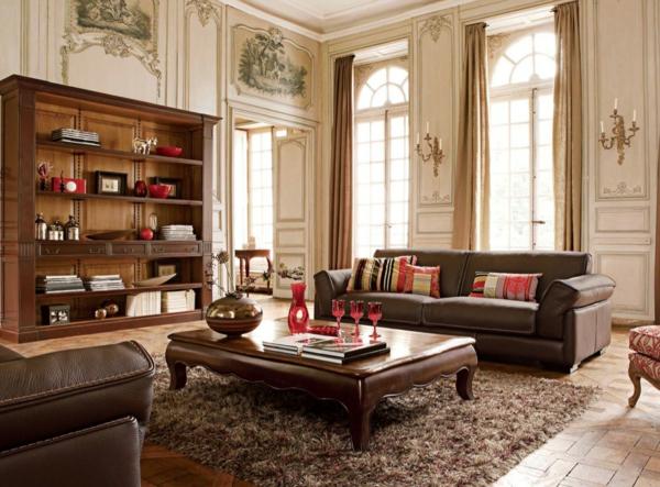 design wohnen im landhausstil wohnzimmer inspirierende bilder, Mobel ideea