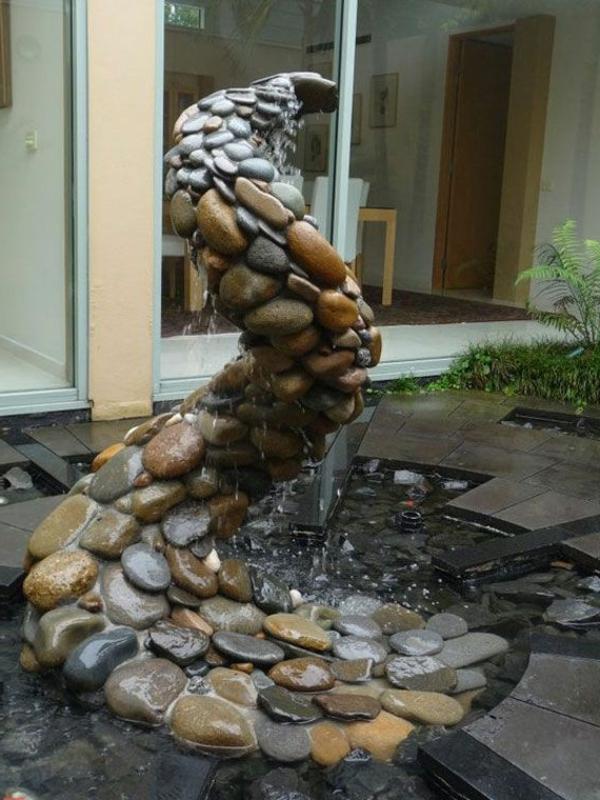 Wasser im Garten Freude die ganze Familie Archzinenet