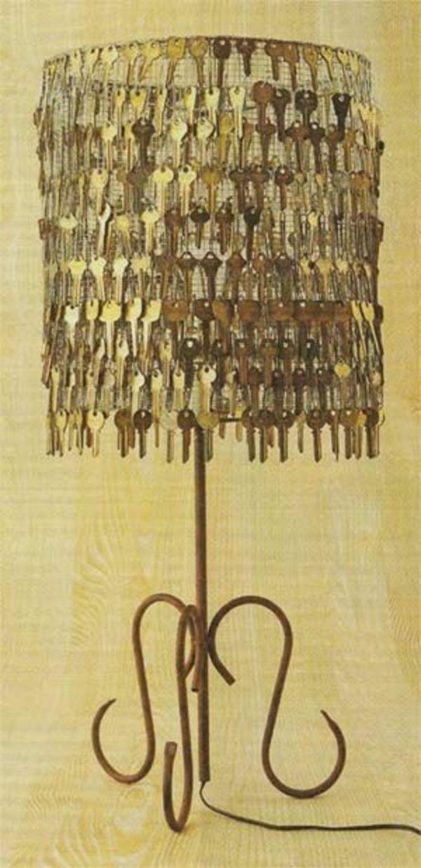Lampe selber machen  30 einmalige Ideen