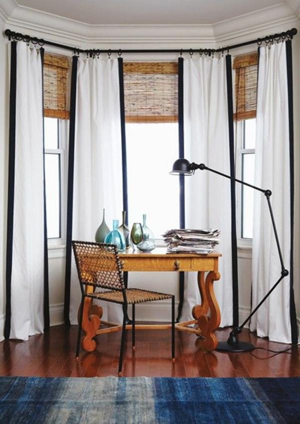 25 moderne Gardinen Ideen fr Ihr Zuhause  Archzinenet