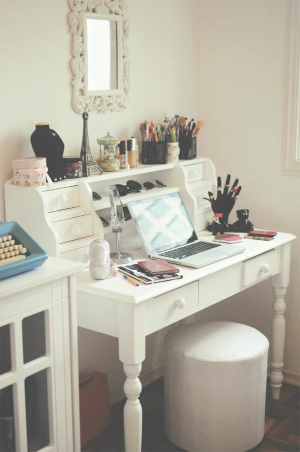 schminktisch in schwarz ideen | mojekop, Möbel