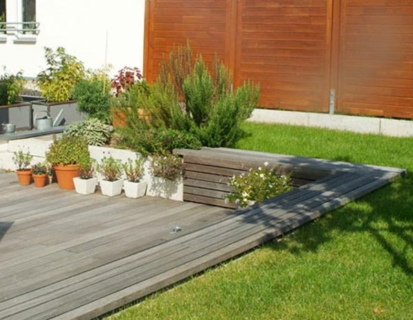 Garten Modern Gestalten Gartengestaltung Kleiner Garten | Moregs Garten Modern Gestalten