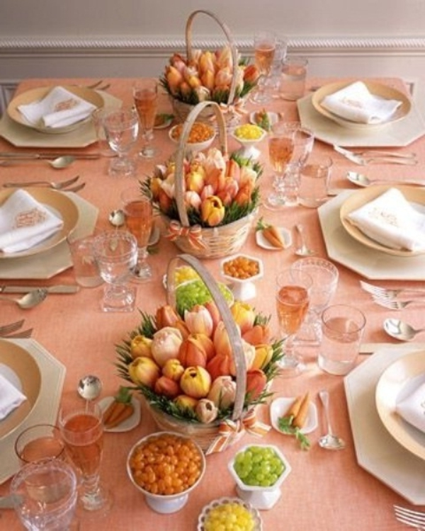 30 veblffende Tischdeko Ideen fr Ihr Zuhause  Archzinenet