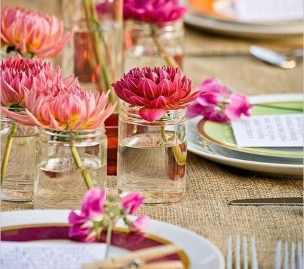30 veblffende Tischdeko Ideen fr Ihr Zuhause