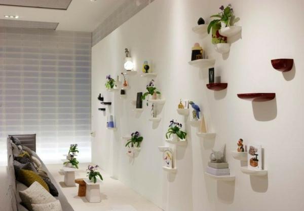 Pflanzen Dekoration Wohnzimmer – Cyberbase.Co