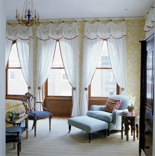 25 moderne Gardinen Ideen fr Ihr Zuhause