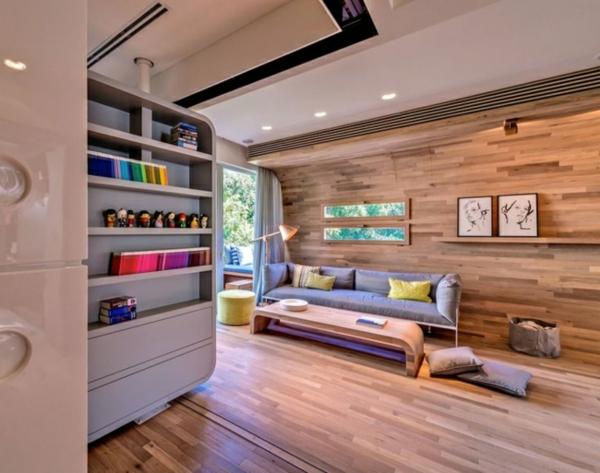 moderne deckenverkleidung einmalige beispiele archzine net moderne ... - Moderne Deckenverkleidung Wohnzimmer