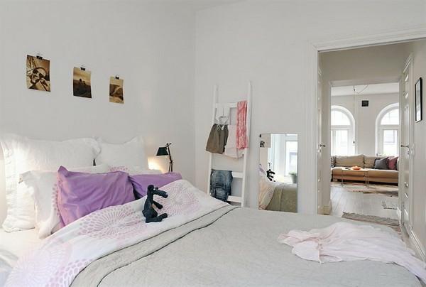 Schlafzimmer gestalten  30 moderne Ideen im skandinavischen Stil