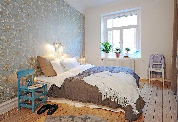 Schlafzimmer gestalten  30 moderne Ideen im skandinavischen Stil  Archzinenet