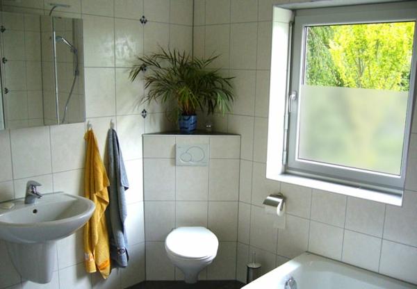 Sichtschutzfolie fr Fenster  23 praktische Vorschlge