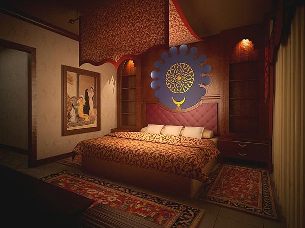 Orientalisches Schlafzimmer Einrichten   Boisholz, Innenarchitektur Ideen