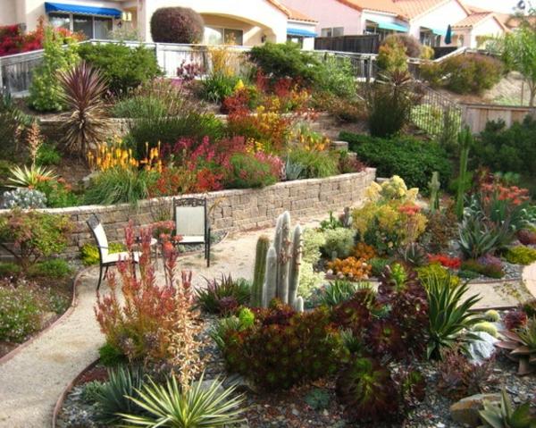 Mediterraner Garten  mrchenhafte Atmosphre schaffen