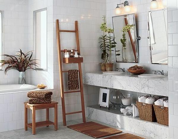 30 super Ideen fr kreative Badezimmergestaltung