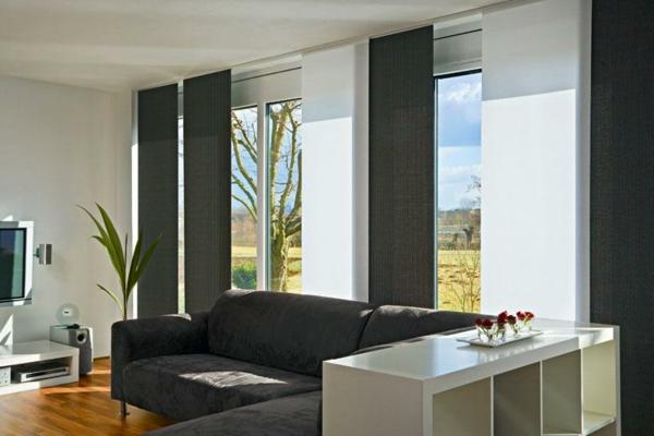 Wohnzimmer Grau Weiss