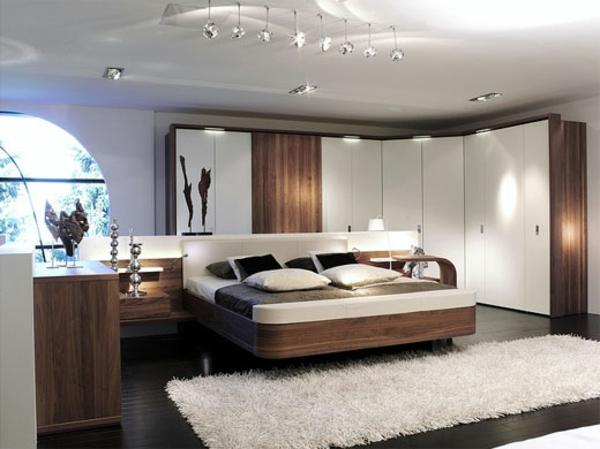 28 originelle Schlafzimmergestaltung Ideen  Archzinenet