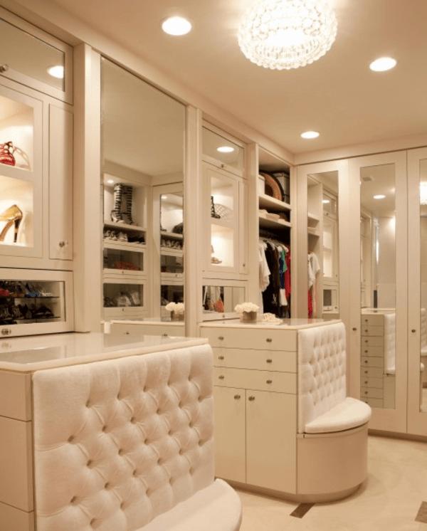 25 unglaubliche Beispiele fr Ankleidezimmer