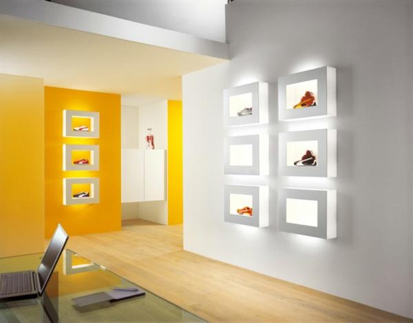 Deckenleuchten und Wandleuchten fr eine luxus Wohnung