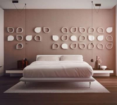 Wand Schlafzimmer Gestalten   Haus Design