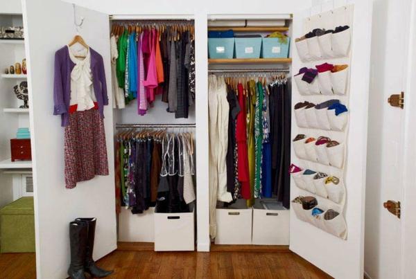 Offene Kleiderschranksysteme  30 wunderschne Ideen  Archzinenet