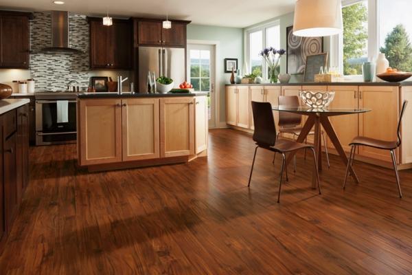 Moderne Bodenbelge fr Ihre neu ausgestattete Wohnung