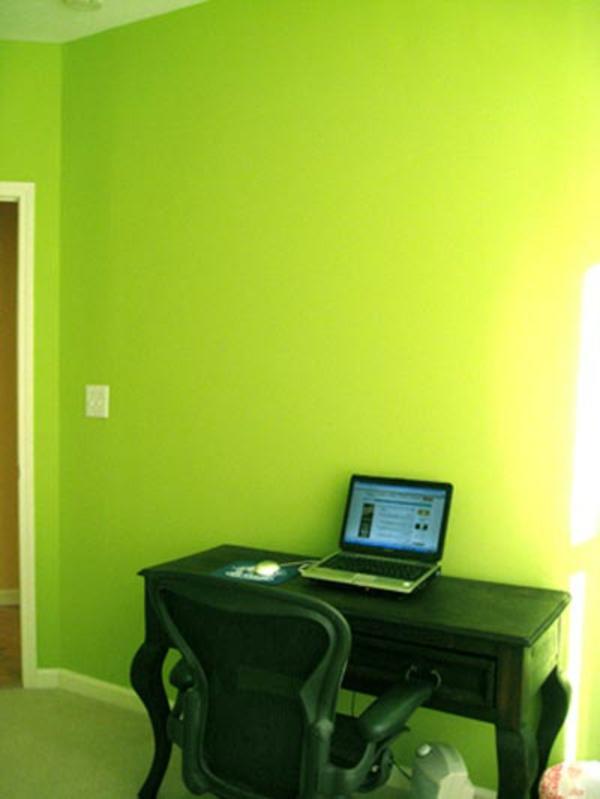 Grntne Wandfarbe  40 super Vorschlge  Archzinenet