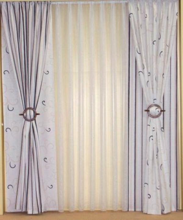 37 Gardinendekoration Beispiele fr Ihr Zuhause  Archzinenet