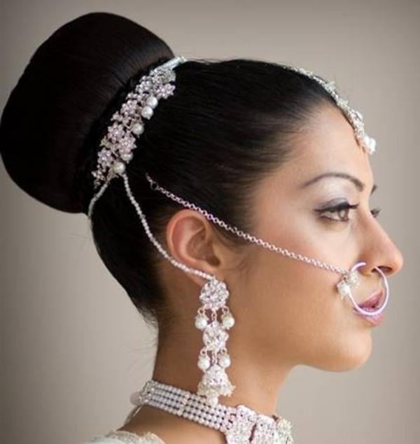Arabische Hochzeitsfrisuren  genieen Sie die Schnheit