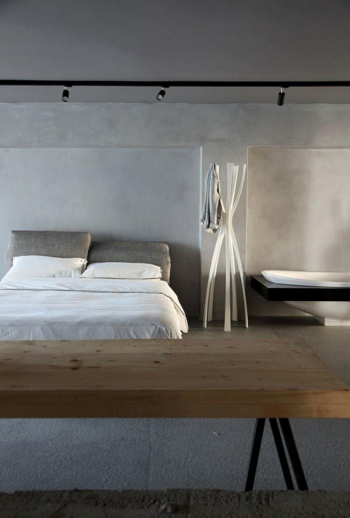24 Wandfarbe Anthrazit Wohnzimmer