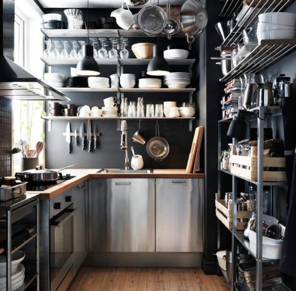 Ikea Kuche Qualitat Interior Update Unsere Kuche Mit Postern