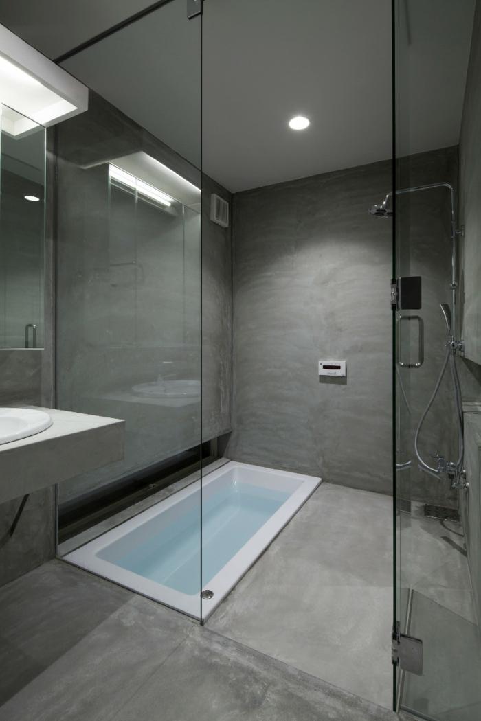 Paneele Streichen Badezimmer wand und deckengestaltung mit paneelen badezimmer paneele