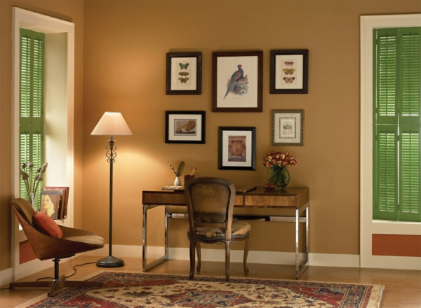 Taupe Wandfarbe fr Ihr Zimmer  Gemtlichkeit schaffen  Archzinenet
