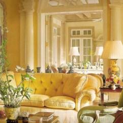 Sofa Erstellen 110 Inch Sectional Einrichten Mit Farben - Gelbe Farbtöne Rufen Die Sonne ...