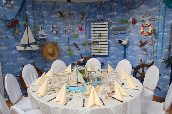 35 interessante Ideen fr maritime Dekoration  Archzinenet