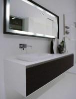 Moderner Spiegelschrank für Badezimmer   Stil und Klasse ...