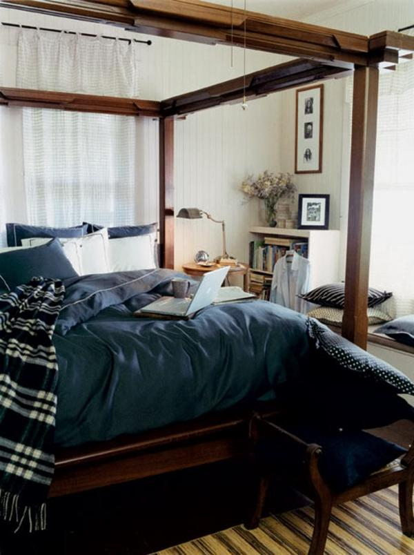 Schlafzimmer Inspiration  speziell fr Mnner