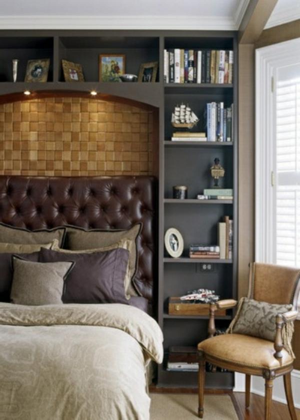 Schlafzimmer Inspiration  speziell fr Mnner  Archzinenet