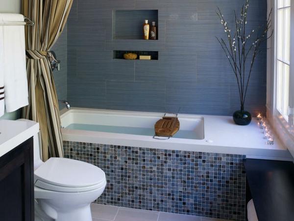 Badewanne einfliesen  30 super Ideen  Archzinenet