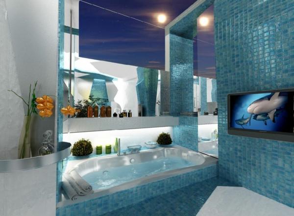 Badezimmergestaltung Ideen  Seien wir kreativ  Archzinenet