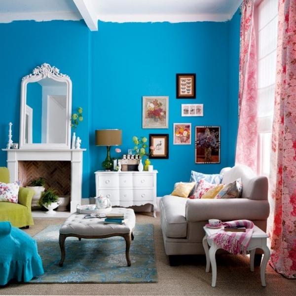 Farbideen fr Wohnzimmer  36 neue Vorschlge  Archzinenet